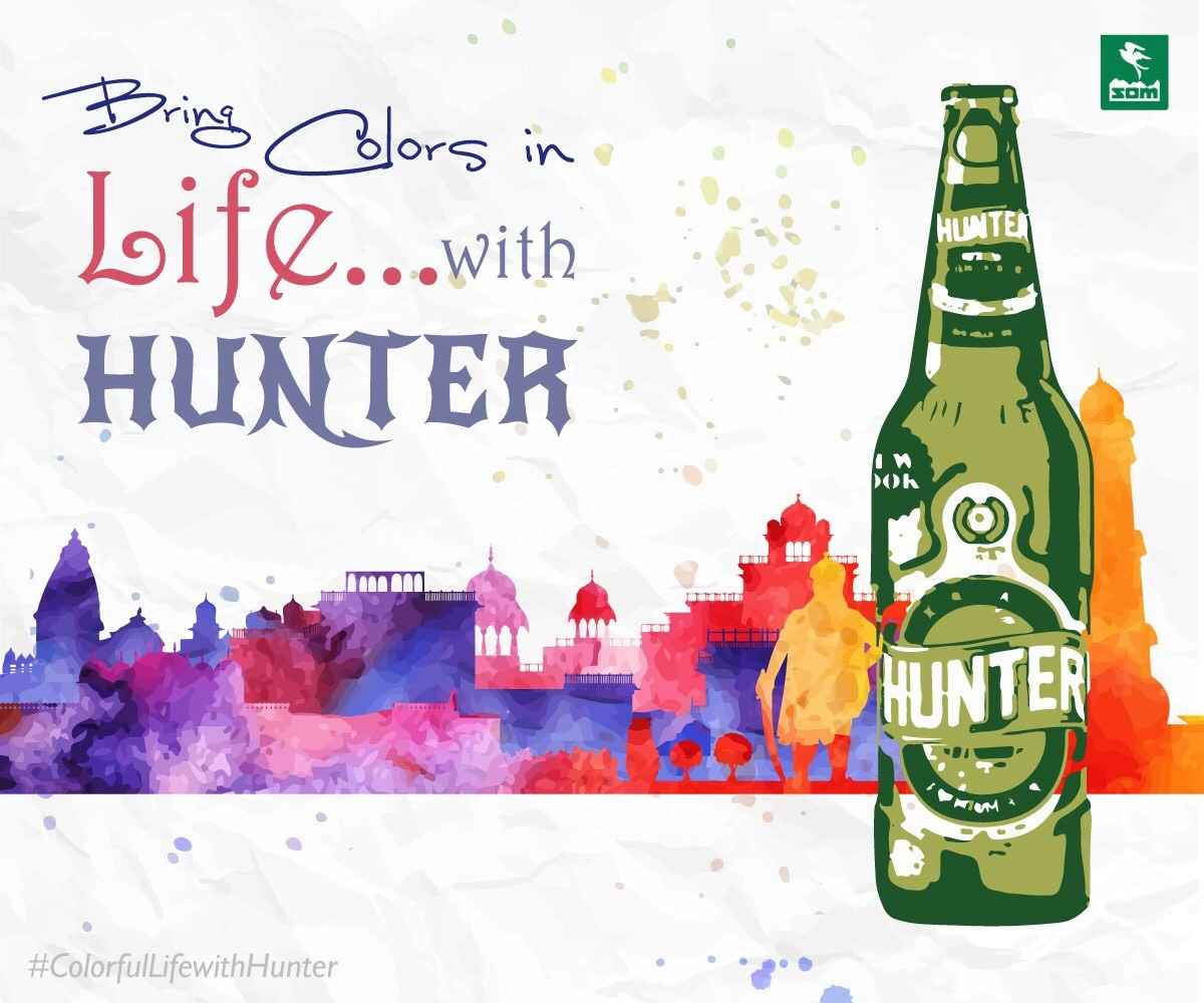 Hunter Beer