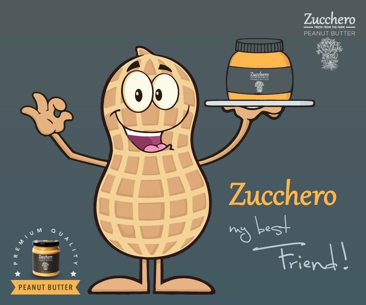 Zucchero Peanut Butter