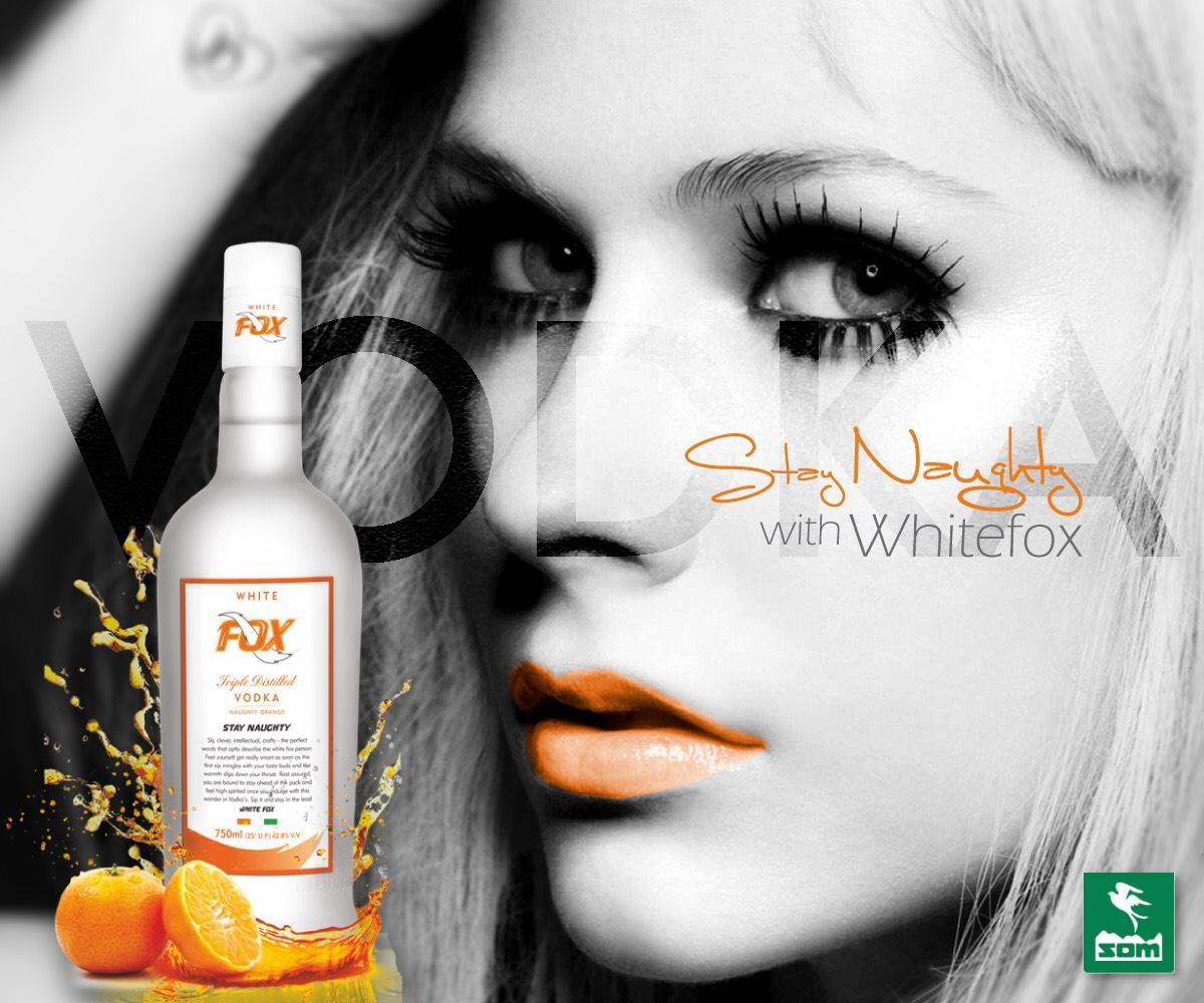 White Fox Vodka